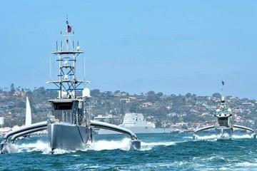 Hải quân Mỹ tăng tốc phát triển Dự án 'Hạm đội ma'