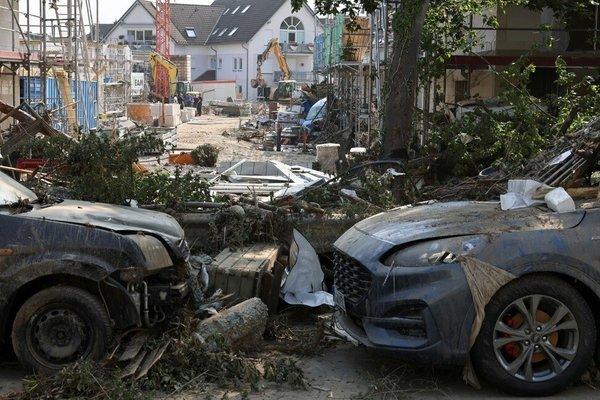 Thảm họa lũ lụt ở Đức: Không điện, nước và nguy cơ dịch bệnh bùng phát