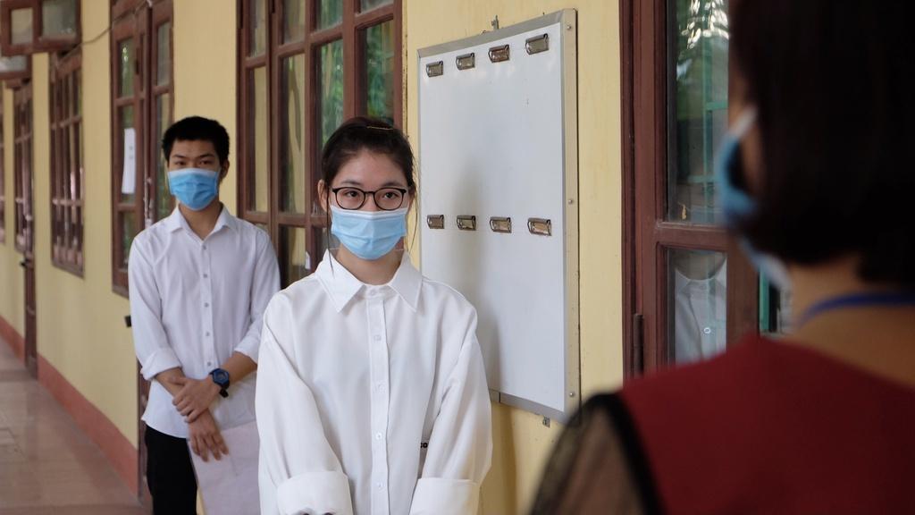 Thí sinh Bắc Ninh sẽ dự thi tốt nghiệp đợt 2 với Bắc Giang