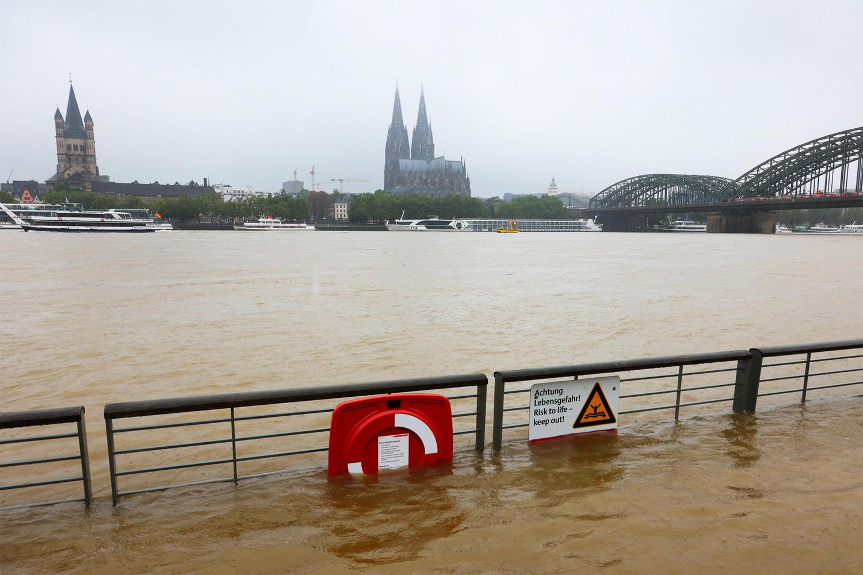 Nhà khoa học NASA cảnh báo về những trận lũ lụt quy mô lớn