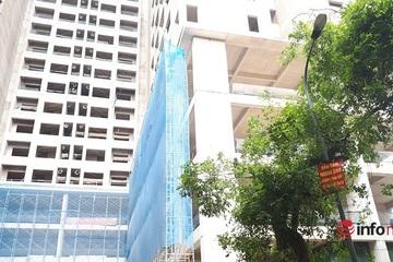 Chủ đầu tư bán 'chui' hàng trăm căn hộ giữa Thủ đô, người mua nhà kêu cứu