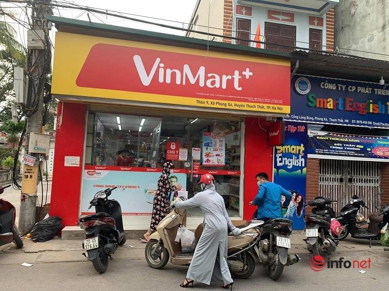 Siêu thị Hà Nội,Vinmart,Thịt lợn
