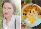 Mẹ Việt ở Ba Lan biến bữa ăn thành những 'bức tranh' vạn người mê