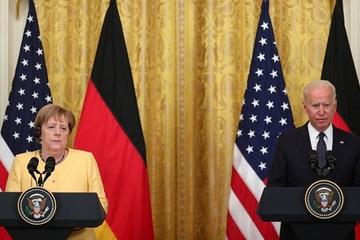 Ông Biden 'nhượng bộ' bà Merkel vì Nord Stream 2?
