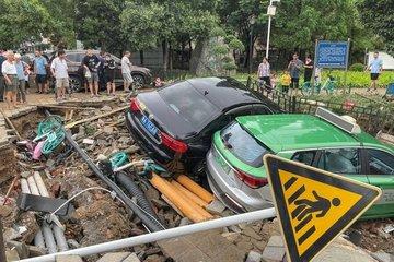 Trung Quốc sắp đón thêm mưa lớn, 3.000 binh sĩ tới vùng nguy hiểm Trịnh Châu