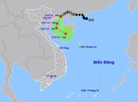 áp thấp nhiệt đới,thời tiết,Quảng Ninh,mưa to
