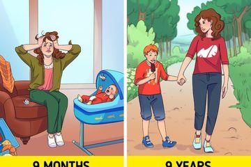 Hiểu được những điều cha mẹ không nói ra chứng tỏ bạn đã trưởng thành!