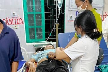 Nghệ An: Kịp thời cấp cứu người đàn ông bị mẩu xương gà bịt kín đường thở