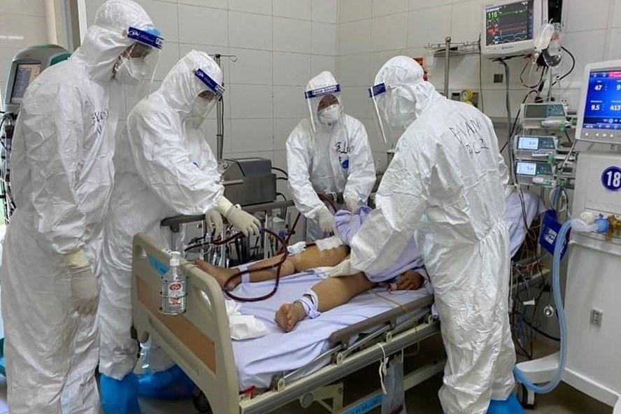 Covid-19,Hà Nội,bệnh nhan,bác sĩ,dương tính