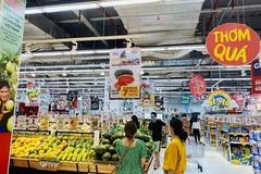 Xuyên đêm vận chuyển hàng về siêu thị phục vụ người dân Thủ đô