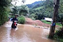 Hà Tĩnh, Quảng Bình mưa to, miền Bắc có nơi nắng nóng