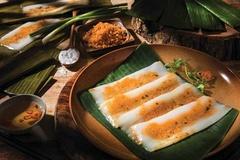 Thưởng thức bánh nậm xứ Huế hương vị làng quê, dân dã