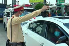 Hà Nội giãn cách xã hội, các phương tiện tránh qua Thủ đô bằng đường nào?