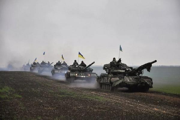 Ukriane,Donbass,thỏa thuận Minsk