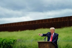 Ông Trump 'mời gọi' người ủng hộ kiện Google, Facebook và Twitter