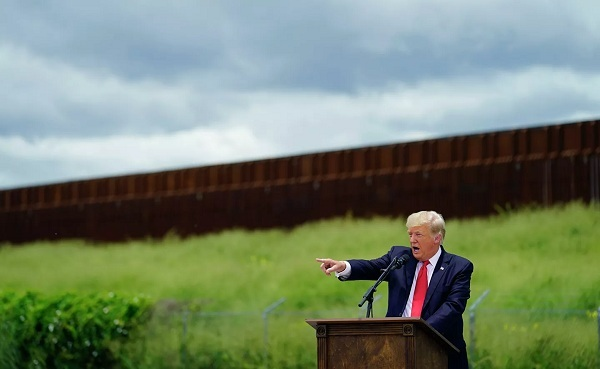 Donald Trump,Mỹ,bầu cử Mỹ 2020
