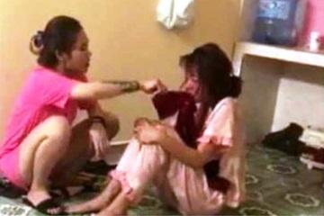 Lời khai của nhóm thiếu nữ lột đồ, đánh đập bạn đến chơi ở Thái Bình