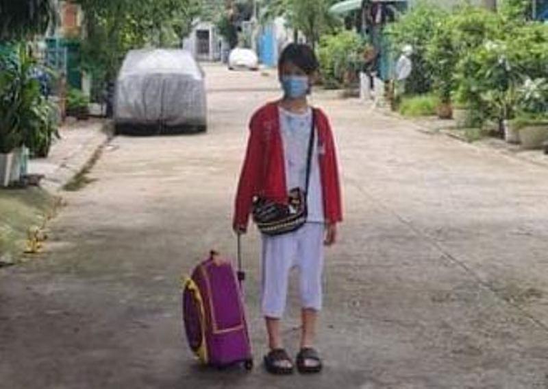 về quê,Hà Tĩnh,đón người từ TPHCM về quê,phòng dịch,cách ly tập trung,TP.HCM