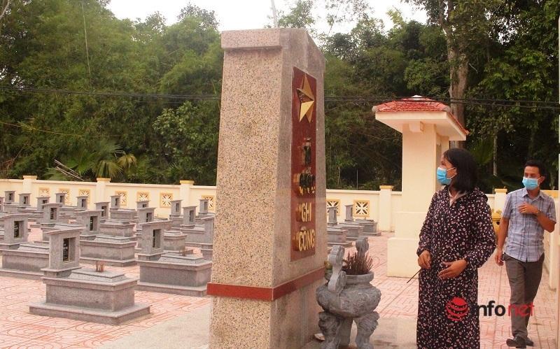 nghĩa trang,liệt sĩ,tri ân,Nghệ An,cải tạo