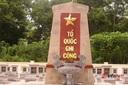 """""""Thay áo mới"""" cho Nghĩa trang Liệt sỹ từng bị sụt lún, nứt nẻ ở Nghệ An"""
