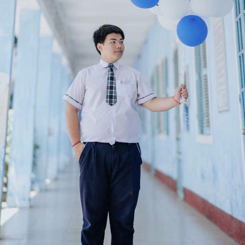 'Chàng mập' 100kg giành điểm 10 môn Văn tốt nghiệp THPT với 14 trang giấy thi