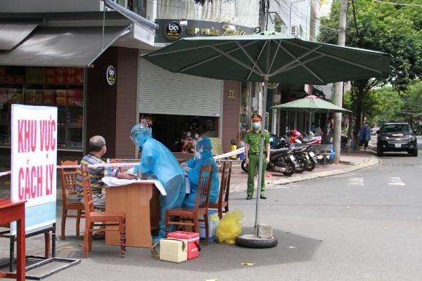 COVID-19,Đắk Lắk
