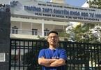 Nam sinh đạt điểm tuyệt đối môn Tiếng Anh được tuyển thẳng vào 3 trường đại học