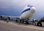 Cận cảnh máy bay 'Ngày tận thế' Boeing E-4B của Mỹ tiếp nhiên liệu