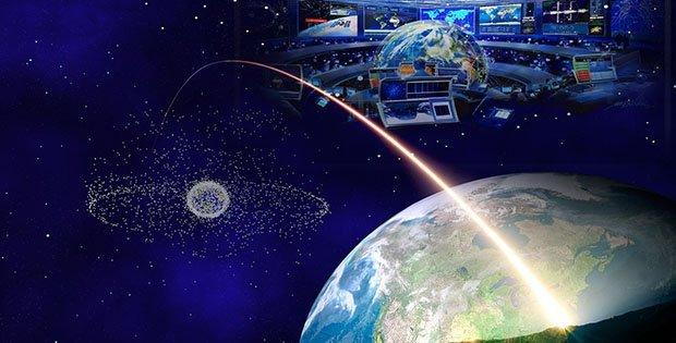 Tại sao Mỹ gấp rút phát triển lực lượng không gian?