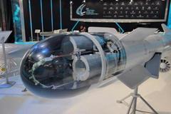 Tên lửa xuyên đất Kh-59MKM của Nga chuyên khắc chế đập Trung Quốc?