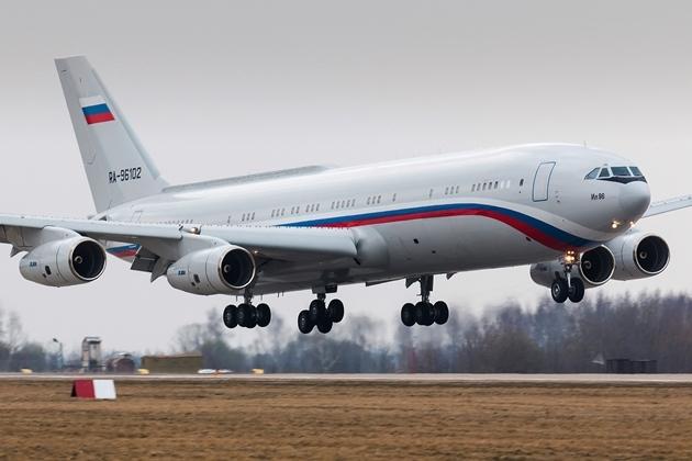 Nga,máy bay ngày tận thế,Il-96-400M,Zveno-3S