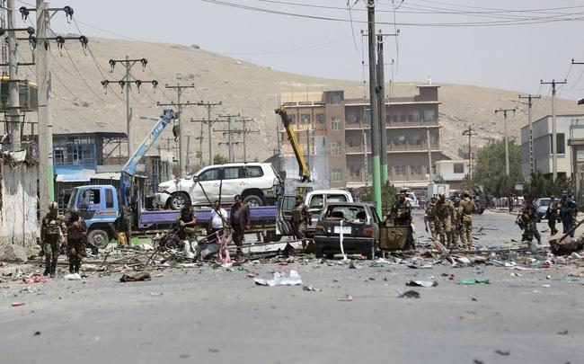 Afghanistan và những 'nỗi đau' mang tên Mỹ