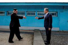 Hai nhà lãnh đạo Hàn – Triều sắp họp thượng đỉnh, xây lại văn phòng liên lạc chung
