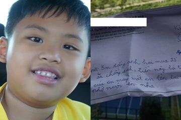 Nhận tiền học bổng, em trai liền gửi ngay cho anh kèm lời nhắn: 'Tặng anh hai mua đồ ăn phòng dịch'