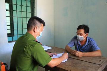 Tạm giữ hình sự đối tượng giả danh Báo Pháp luật Việt Nam xúc phạm danh dự lãnh đạo các tỉnh