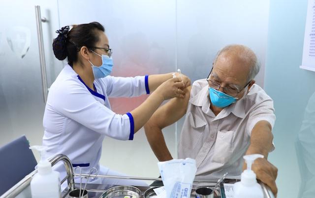 vắc xin,đột quỵ có tiêm phòng Covid-19?,đột quỵ,tai biến,vắc xin Covid-19