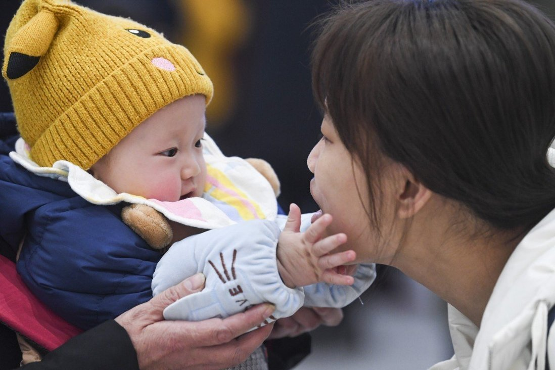 Thành phố đầu tiên ở Trung Quốc trợ cấp cho các cặp đôi nuôi con thứ 2 hoặc thứ 3