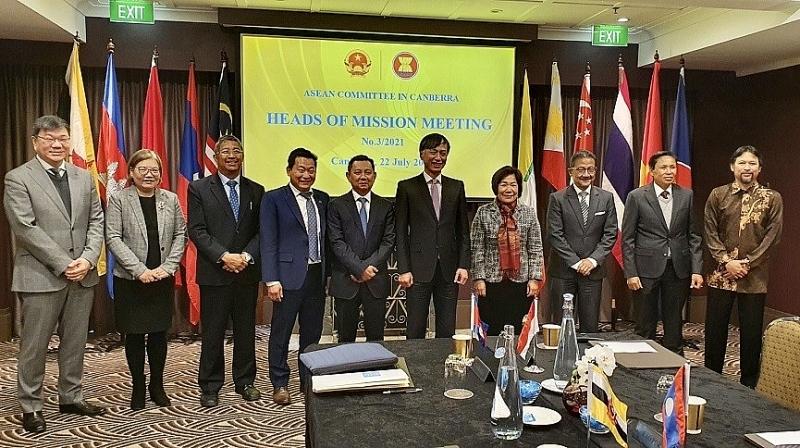 Tăng cường quan hệ Đối tác chiến lược ASEAN-Australia