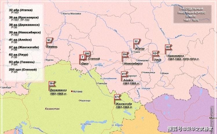 Liên Xô,tên lửa chiến lược,Nga