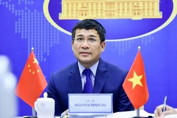Việt Nam đề nghị Trung Quốc hoàn tất thủ tục mở cửa thị trường đối với nông sản Việt