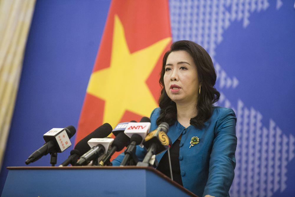 Việt Nam hoan nghênh kết quả làm việc giữa Ngân hàng Nhà nước và Bộ Tài chính Hoa Kỳ
