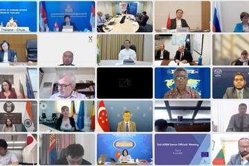 Các quan chức cao cấp họp chuẩn bị cho Hội nghị Cấp cao ASEM 13