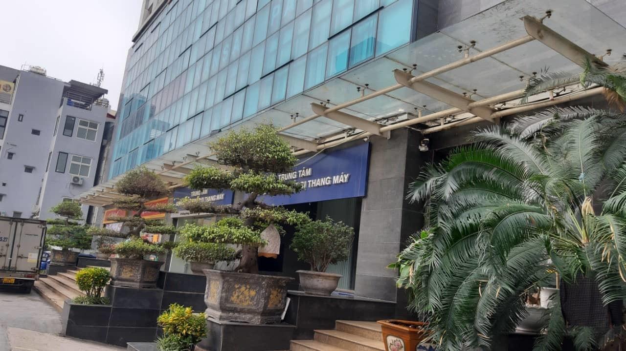sakura tower,Thanh tra Chính phủ,Dự án sai phép