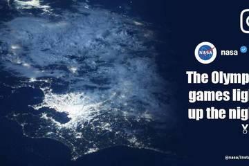 NASA chia sẻ hình ảnh về Tokyo từ Trạm vũ trụ quốc tế ISS