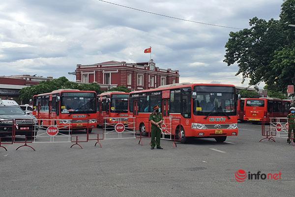 Thừa Thiên - Huế,đón công dân,về quê,cách ly,Ga Huế,đón người dân về quê,TP.HCM