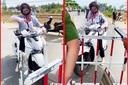 Quảng Nam: Xử phạt người phụ nữ đòi 'thông chốt', chửi bới lực lượng kiểm soát dịch