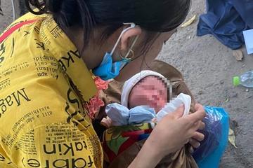 Vợ chồng ôm con 9 ngày tuổi đi xe máy về Nghệ An sẽ được cách ly tập trung