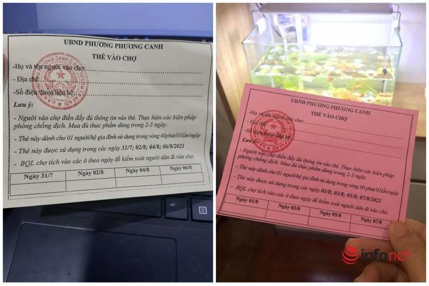Hà Nội: Người dân phường này có thể mang 'phiếu đi chợ' đến chợ của phường khác không?