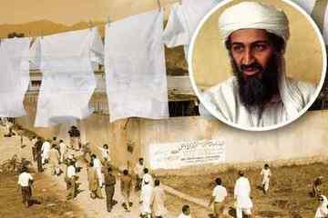 CIA của Mỹ tìm ra trùm khủng bố Osama bin Laden nhờ dây phơi quần áo