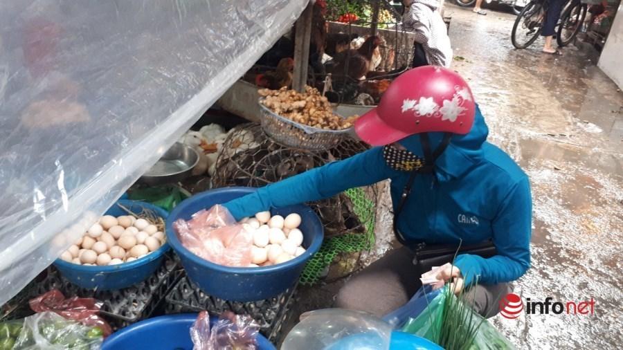 giá thực phẩm,Hà Nội giãn cách,Chợ Hà Nội,siêu thị Hà Nội,thị trường hàng hóa